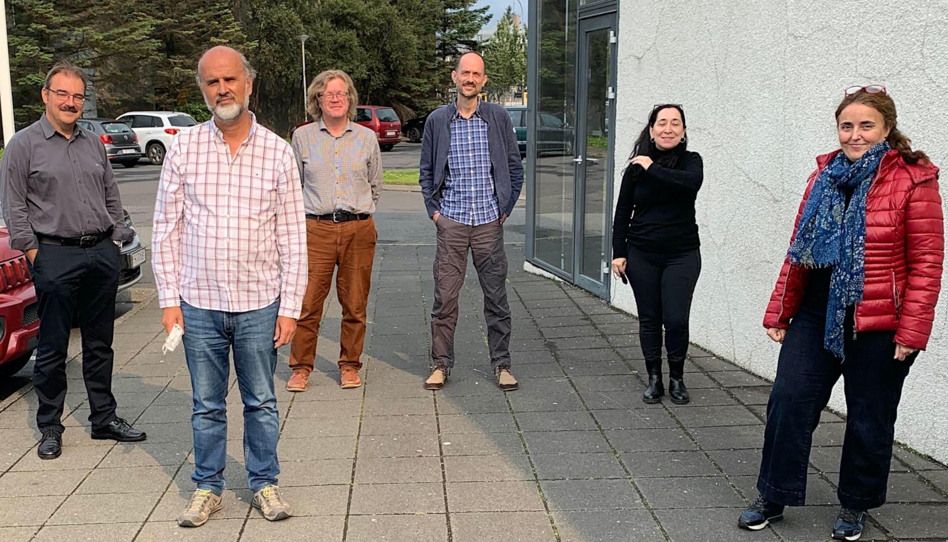 Partners' meeting in Reykjavik